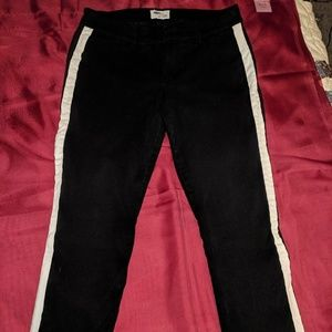 Old Navy Diva Black Capris